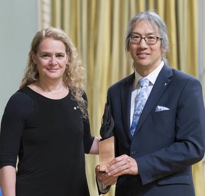 Governor General's Innovation Awards Ceremony