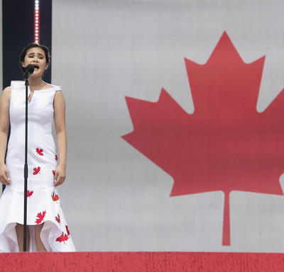 2018 Canada Day Noon Show
