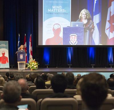 Trottier Public Science Symposium