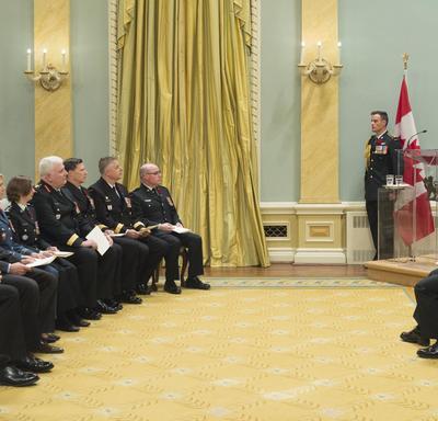 Order of Military Merit Ceremony
