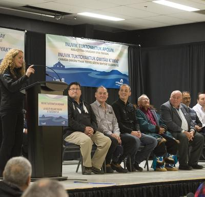 Visit to the Northwest Territories - Day 2