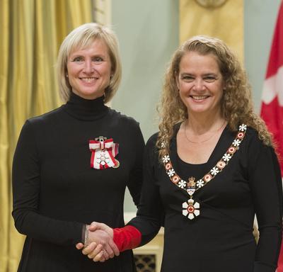 Order of Canada Investiture Ceremony