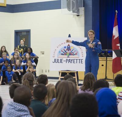 École élémentaire publique Julie-Payette