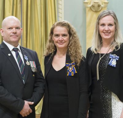 Presentation of Honours
