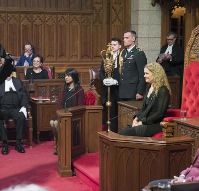 Traditional Royal Assent Ceremony