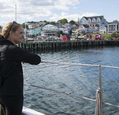 Visite officielle en Nouvelle-Écosse - Jour 1