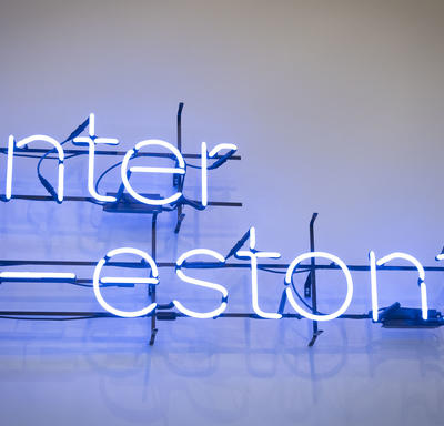 E-Estonia sign.