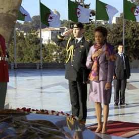 State Visit of the Governor General to Algeria - #1