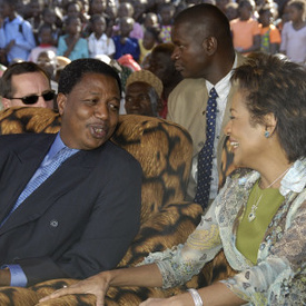State Visit of the Governor General to Mali - #1