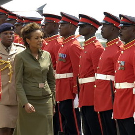 State Visit of the Governor General to Ghana
