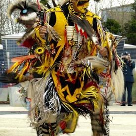 Aboriginal spiritual journey in France