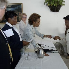 Visit to Haiti by Her Excellency, the Right Honourable Michaëlle Jean, Governor General of Canada, from May 13 to 17, 2006