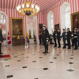 State Visit by the President of Colombia