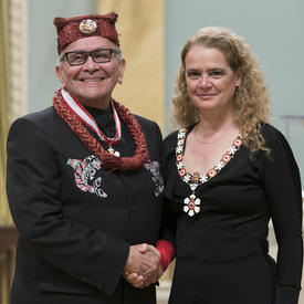 Order of Canada Investiture Ceremony