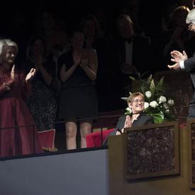 Gala des Prix des arts du spectacle de 2018