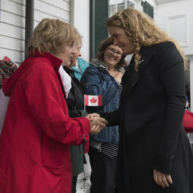 Official Visit to Prince Edward Island