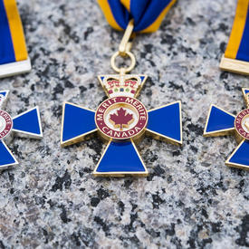 Order of Military Merit Investiture Ceremony