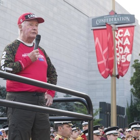 2017 Canada Army Run