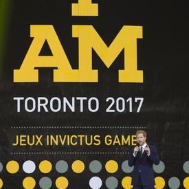 2017 Invictus Games Toronto - Day 1