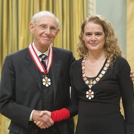 Order fo Canada Investiture Ceremony