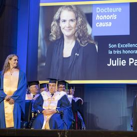 Doctorat honorifique - Université de Montréal