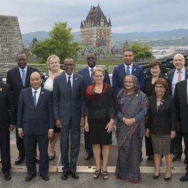 G7 Outreach Session Leaders' Dinner