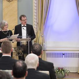 Ceremony of the Michener Award