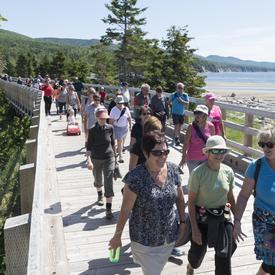 Visite en Gaspésie - Jour 3