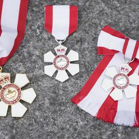 Order of Canada Investiture