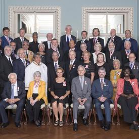 Order of Canada Investiture