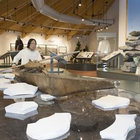 Le Centre d'interprétation du Labrador met en valeur le riche patrimoine autochtone du Labrador.