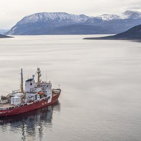 The Canadian research icebreaker CCGS Amundsen has been a major catalyst in revitalizing Canadian Arctic science by giving Canadian researchers and their international collaborators unprecedented access to the Arctic Ocean.