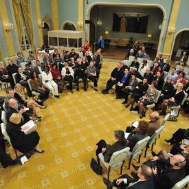 Art Matters Forum – Literary Awards 2009