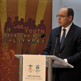 2010 Olympic Truce Youth Dialogue