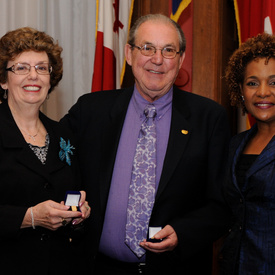 Presentation of the Governor General's Caring Canadian Award