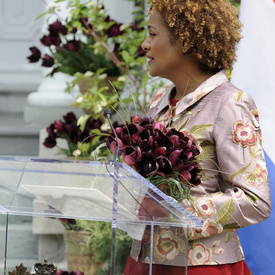 Visit of Her Royal Highness Princess Margriet of the Netherlands