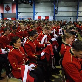 Doctorat honorifique du Collège militaire royal du Canada