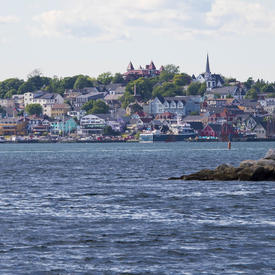 Official Visit to Nova Scotia - Day 1