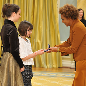Governor General's Awards for Excellence in Teaching Canadian History