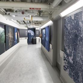 Photos des provinces et territoires du Canada prises par des astronautes.