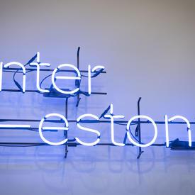E-Estonia sign.