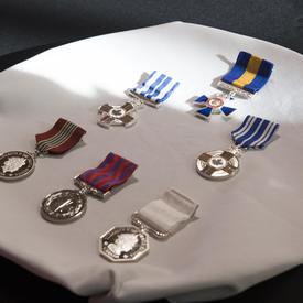 Le samedi 20 octobre 2018, la gouverneure générale a remis des distinctions honorifiques à 34 Canadiens remarquables en l'honneur de leurs réalisations et contributions exceptionnelles.