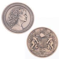 Médaille académique du Gouverneur général, Bronze - Julie Payette