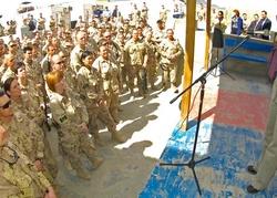 Visite officielle en Afghanistan