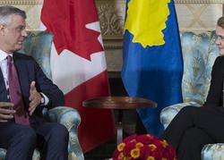 Rencontre avec le président du Kosovo