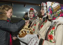 Visite en Ukraine et en Lettonie - Jour 1
