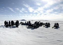 Visite officielle au Nunavut