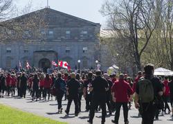 Célébration en hommage à Équipe Canada