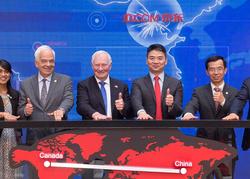 Visite officielle en Chine - Jour 5