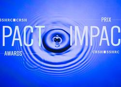 Les prix Impacts du CRSH